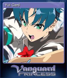 Vanguard Princess Card 06