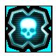 Warhammer 40,000 Space Marine Badge 3