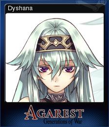 Agarest Generations of War Card 2