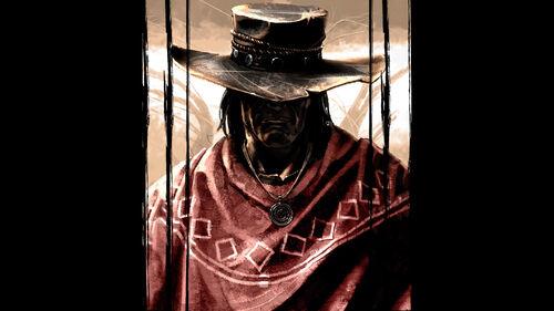 Call of Juarez Gunslinger Artwork 1