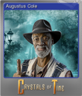 Crystals of Time Foil 3
