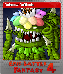 Epic Battle Fantasy 4 Foil 10