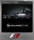 F1 2013 Foil 09