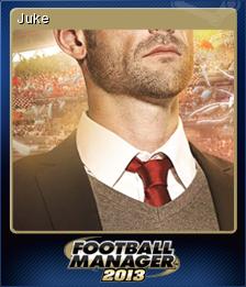 Football Manager 2013 Juke
