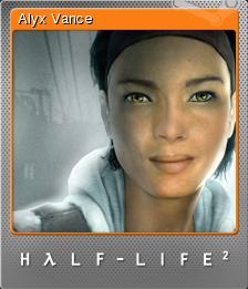 Half-Life 2 Foil 1