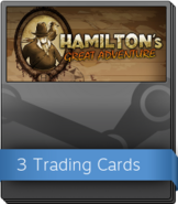 Hamiltons Great Adventure Booster Pack