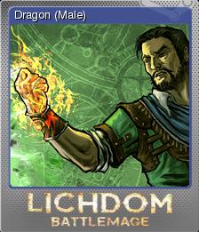 Lichdom Battlemage Foil 3