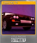 Little Racers STREET Foil 08