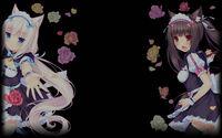NEKOPARA Vol. 0 Background Chocola & Vanilla 2