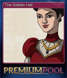 Premium Pool Card 5