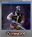 Scourge Outbreak Card 08 Foil