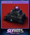 Slybots Frantic Zone Card 3