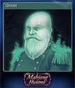 The Mahjong Huntress Card 3