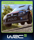 WRC 5 FIA World Rally Championship Card 2