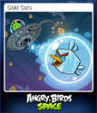 Angry Birds Space Card 2