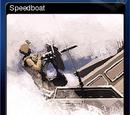 Arma 3 - Speedboat