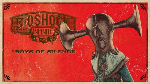 Bioshock Infinite Artwork 1