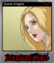 DARK BLOOD ONLINE Foil 1