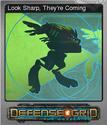 Defense Grid The Awakening Foil 6