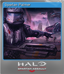 Halo Spartan Assault Foil 5