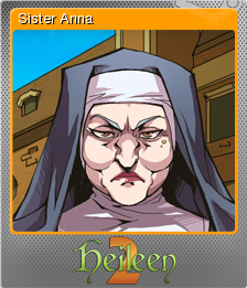 Heileen 2 The Hands Of Fate Foil 2