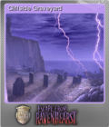 Mystery Case Files Escape from Ravenhearst Foil 1