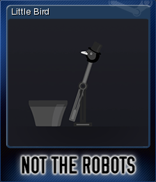 Not The Robots Card 5
