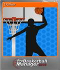 Pro Basketball Manager 2016 Foil 5