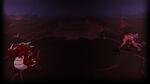 QuestRun Background Red Rift