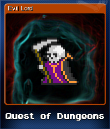Quest of Dungeons Card 6