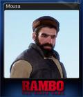 Rambo The Video Game Card 5