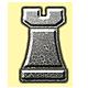 Rooks Keep Badge 1