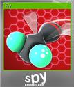 Spy Chameleon - RGB Agent Foil 2