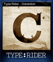 TypeRider Card 5