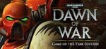Warhammer 40,000 Dawn of War - Game of the Year Edition Logo
