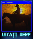 Wyatt Derp Card 3