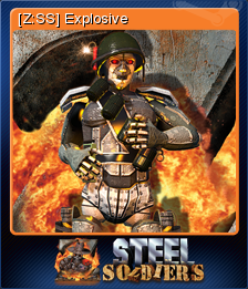Z Steel Soldiers Card 02