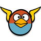 Angry Birds Space Badge 3