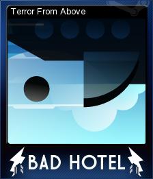 Bad Hotel Card 1