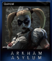 Batman Arkham Asylum Game of the Year Edition Card 3
