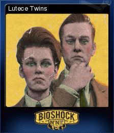 Bioshock Infinite Card 5
