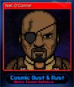 Cosmic Dust & Rust Card 4