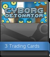 Cyborg Detonator Booster Pack