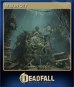 Deadfall Adventures Card 10
