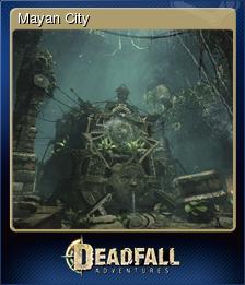 Deadfall Adventures Card 10