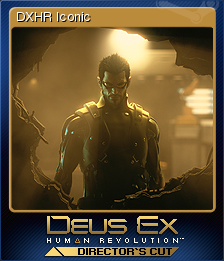 Deus Ex Human Revolution Card 3