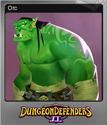 Dungeon Defenders II Foil 10