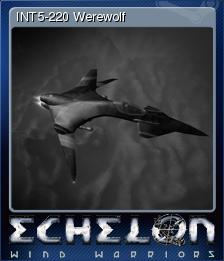 Echelon Wind Warriors Card 5