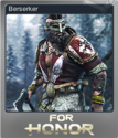 For Honor Foil 09