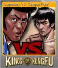 Kings of Kung Fu Foil 3